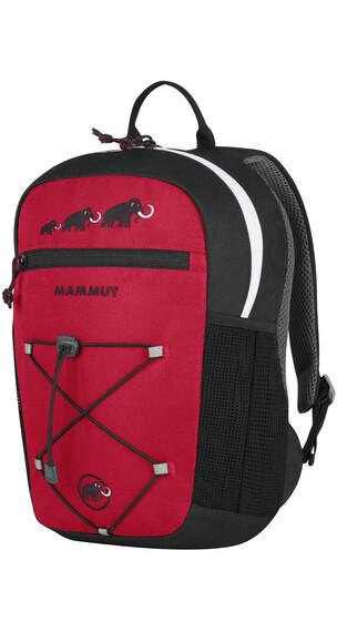 Mammut First Zip rugzak 16l rood/zwart